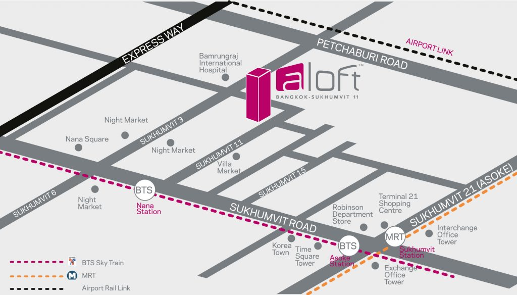 ALBKK-Map