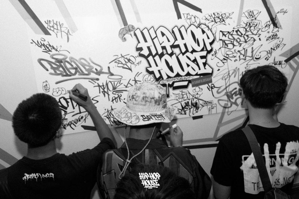 Hiphop House การรวมตัวของกลุ่มคนรักวัฒนธรรมฮิปฮอป จนเกิดเป็น บ้านฮิปฮอป แห่งนี้
