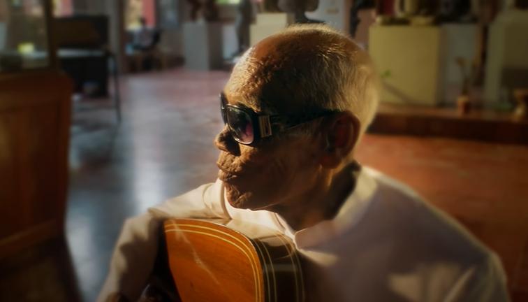 Master Kong Nay ครูเพลงอาวุโสวัยแห่งกัมพูชา